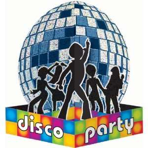 9.75 Disco Party Prismatic Centerpiece: Toys & Games