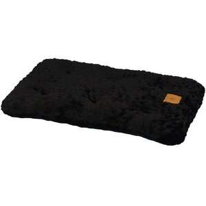 Precision Pet Products SnooZZy Cozy Comforter Dog Bed in Black Dogs