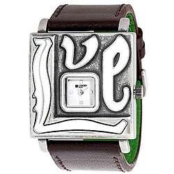 Lucky Brand Womens Love Design Watch