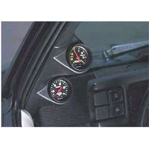 Auto Meter 10190 2 1/16IN DUAL GAUGE POD  Automotive