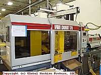 Vandorn 170 Ton Plastic Injection Molding Machine |