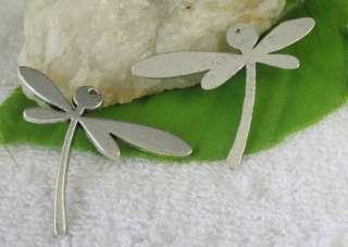 15pcs Tibetan silver dragonfly charms FC10456