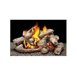 Firegear 18 inch Kensington Vented Propane Gas Log Set