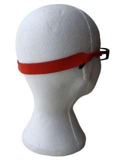 NEW Red Childs Eyeglass Neoprene Head Band Strap Cord