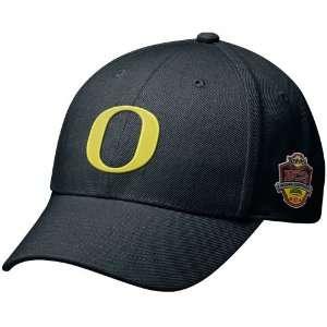 Nike Oregon Ducks Black 2011 BCS National Championship