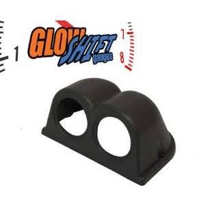 Auto Meter 20024 GaugeWorks Black Dual Steering Column Pod