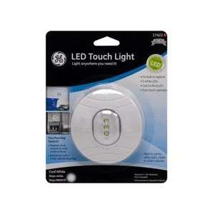 Puck Light UTILITY LIGHT LED BATTERY OPERATED TOUCH LIGHT 3 LIGHT OVAL