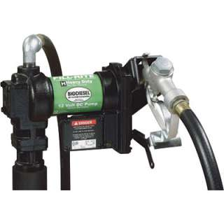 Tuthill Biodiesel Transfer Pump 15 GPM BD1210C