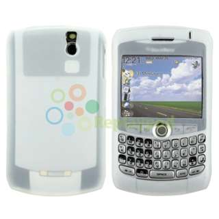 CASE+CAR CHARGER+CABLE FOR BLACKBERRY CURVE 8330 8310