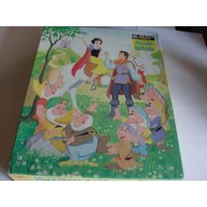 200 Piece Walt Disney Snow White and the 7 Dwarfs Puzzle