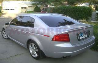 04 08 05 06 07 Acura TL Factory OEM Style Spoiler PRIMER Base Type S