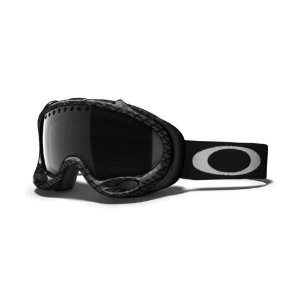 Snow Goggles (True Carbon Fiber, Dark Grey)