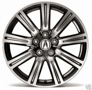 09 10 Acura TL 18 Inch 10 Spoke Chrome Wheels Set of 4