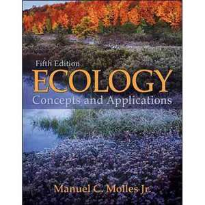 Ecology Concepts and Applications, Lister, Michael Travel & Nature