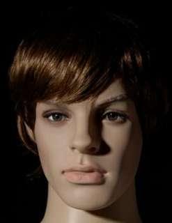 Mannequin   Unbreakable Plastic Male Mannequin