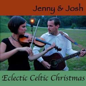 Eclectic Celtic Christmas Jenny and Josh Music