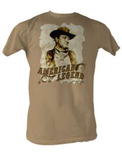 John Wayne   American Legend T Shirt at AllPosters