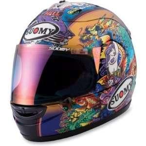 Suomy Spec 1R Extreme Helmet , Size Sm, Style Capirex LTD KTSE0005