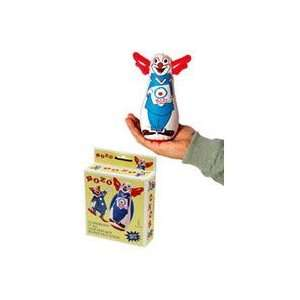Bozo the Clown Rocket USA 7 Inch Bozo Bop Bag: Toys
