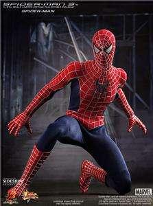 Spiderman 3 Deluxe Hot Toys 12 Figure