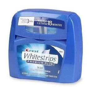 Whitestrips Premium Plus Dental White Systems