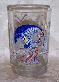 Glass Walt Disney World Mickey Remember The Magic 25
