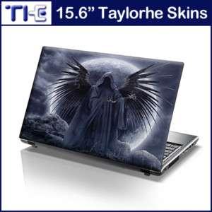 15.6 Laptop Skin Sticker Decal Angel of Death Blue