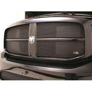 Dodge RAM Pickup 06 07 MX Series Grille Upper Insert 4pc