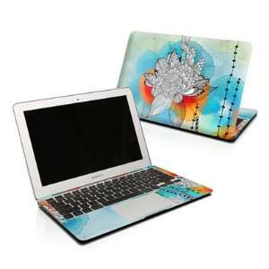 Coral Design Protector Skin Decal Sticker for Apple MacBook Pro 17