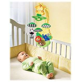 Mobile  Fisher Price Baby Baby Toys Crib, Stroller & Car Seat Toys
