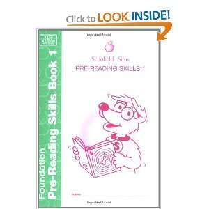 Pre Reading Skills (Bk. 1) (9780721709093): Sally Johnson