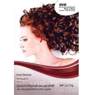 Peluqueria Con Este DVD Con Demostraciones Paso A Paso: TV Shows