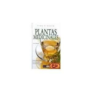 Plantas medicinales (9788434230330): Jessica Houdret