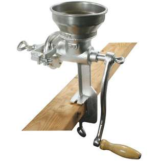 Cast Iron Manual Crank Corn Grain Grinder  Estrella For the Home