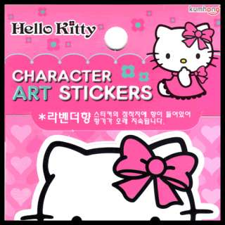 NEW HELLO KITTY BIG 3D BODY PINK FLOWER NECKLACE ~~