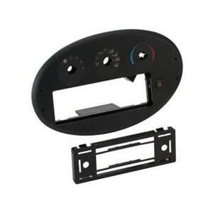 Taurus/Mercury Sable Vehicles with Rotary Climate Controls (Black