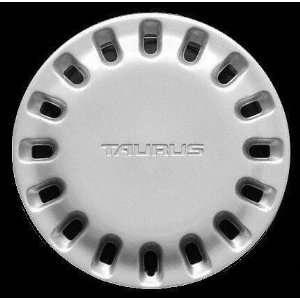 92 97 FORD TAURUS WHEEL COVER HUBCAP HUB CAP 14 INCH, 16 SLOTS BRIGHT