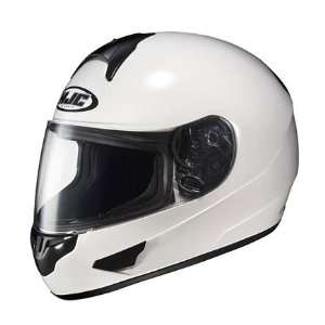 HJC Solid Mens CL 16 Sports Bike Racing Motorcycle Helmet w/ Free B&F