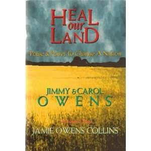 Nation): Jimmy Owens, Carol Owens, Jamie Owens Collings: Books