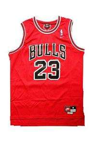 Chicago Bulls Michael Jordan Classic Swingman Jersey Red