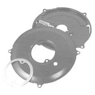 Generator Backing Plate Kit Chrome 3 Pieces VW Bug VW Beetle Trike