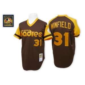 San Diego Padres 1978 Jersey   Dave Winfield Everything