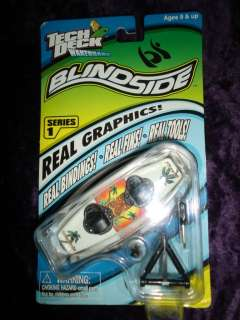 TECH DECK WAKEBOARD BLINDSIDE OBRIEN SERIES 1 NEW