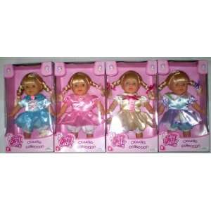Little Cuddly 10 Baby Girl Fairy/ Princess Doll in