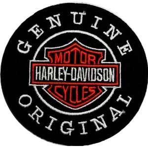 SALE 3.5 x 3.5 Harley Davidson Biker Clothing Jacket Shirt Iron on