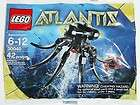 lego atlantis 30040 octopus party favors new expedited shipping