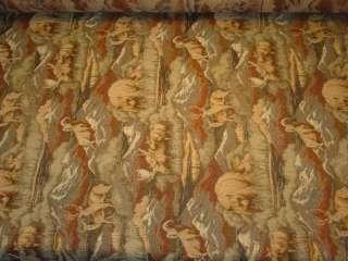 Camouflage Western Theme Upholstery Fabric Bear Deer Moose bty