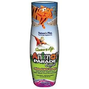 Natures Plus® Animal Parade Liquid   Tropical Liquid