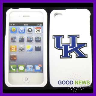 for Verizon Sprint AT&T Apple iPhone 4 4S   Kentucky Wildcats Hard