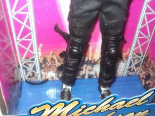 Michael Jackson Street Life 12 Black or White Doll New & Mint 1995